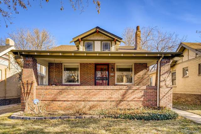 926 Cook Street, Denver, CO 80206 (#7856474) :: The Colorado Foothills Team | Berkshire Hathaway Elevated Living Real Estate
