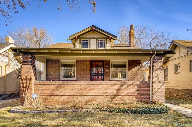 926 Cook Street, Denver, CO 80206 (MLS #7856474) :: Kittle Real Estate