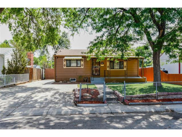 7970 Ivywood Street, Commerce City, CO 80022 (MLS #7856629) :: 8z Real Estate