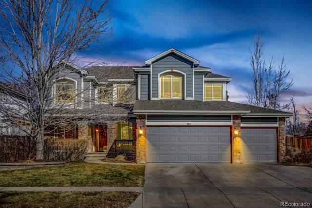 5627 W Long Place, Littleton, CO 80123 (MLS #7856634) :: 8z Real Estate