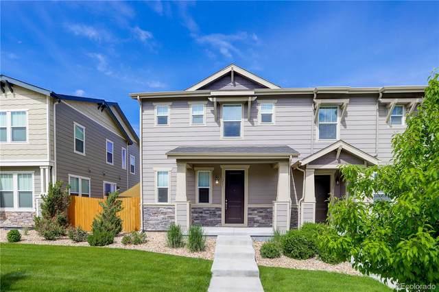 1261 S Dayton Street, Denver, CO 80247 (#7856983) :: The Harling Team @ HomeSmart