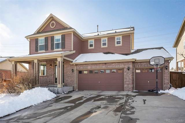 5427 S Elk Way, Aurora, CO 80016 (#7857115) :: Berkshire Hathaway HomeServices Innovative Real Estate