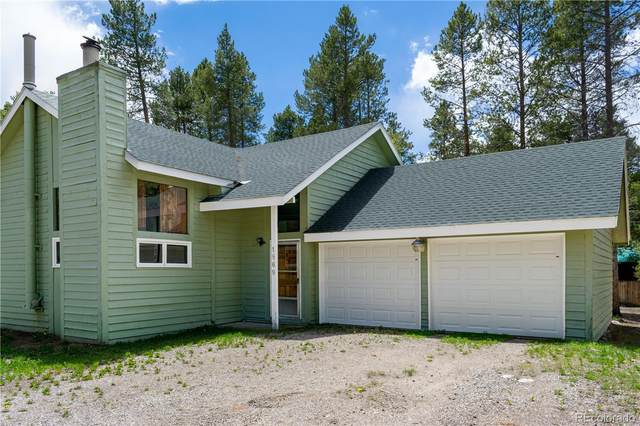 1869 Silver Eagle Circle, Leadville, CO 80461 (#7857139) :: The Healey Group