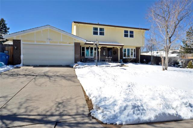 7471 S Lafayette Circle, Centennial, CO 80122 (#7857197) :: The DeGrood Team