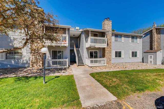 13261 E Asbury Drive #102, Aurora, CO 80014 (#7857496) :: The Peak Properties Group