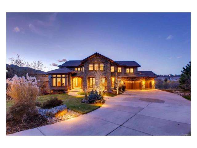 12755 Horizon Trail, Castle Pines, CO 80108 (#7857583) :: The Sold By Simmons Team