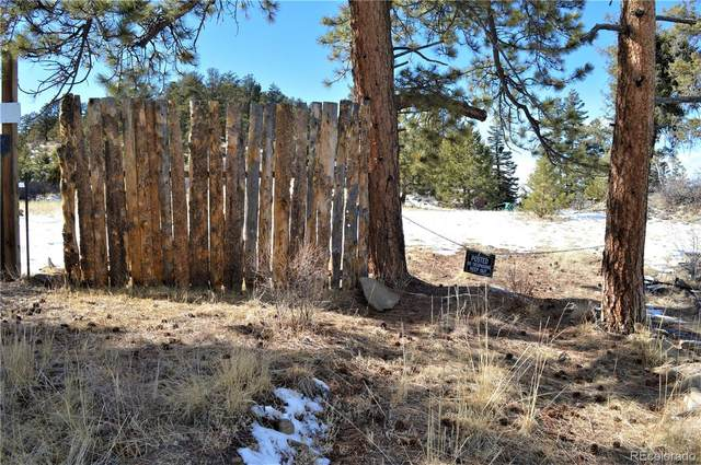 Lot 10 Spring Canyon Ranch, Cripple Creek, CO 80813 (#7857719) :: The DeGrood Team