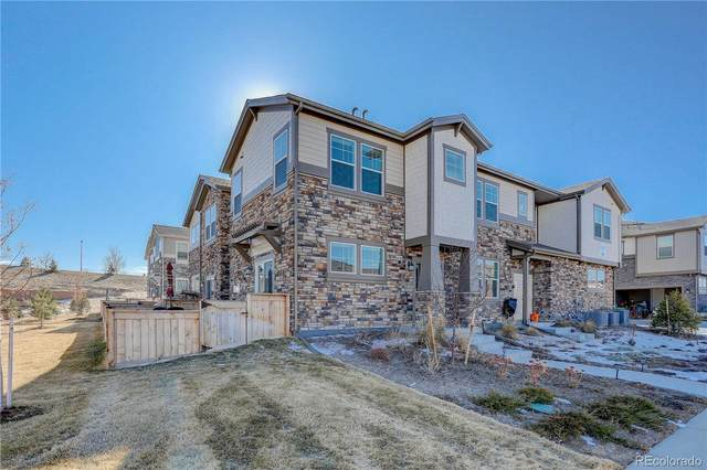 24906 E Calhoun Place A, Aurora, CO 80016 (#7858242) :: The Harling Team @ HomeSmart