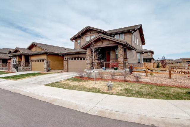 10106 Tall Oaks Street, Parker, CO 80134 (#7858568) :: The HomeSmiths Team - Keller Williams