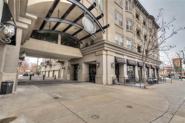 277 N Broadway #301, Denver, CO 80203 (MLS #7858727) :: 8z Real Estate