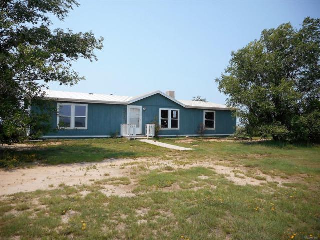 30140 Sanborn Road, Yoder, CO 80864 (MLS #7858832) :: 8z Real Estate