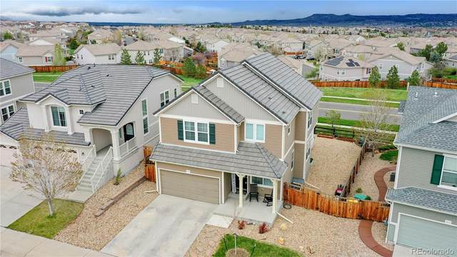 3497 Starry Night Loop, Castle Rock, CO 80109 (#7859013) :: Sultan Newman Group