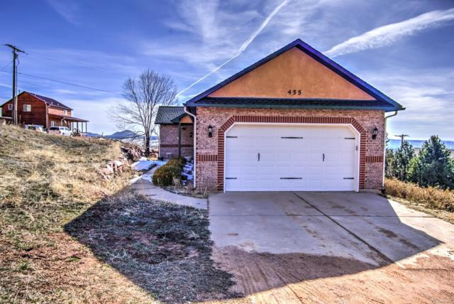 455 High Street, Palmer Lake, CO 80133 (#7859159) :: Harling Real Estate