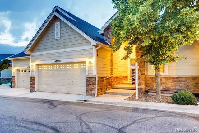 6557 S Reed Way B, Littleton, CO 80123 (#7859504) :: The Heyl Group at Keller Williams