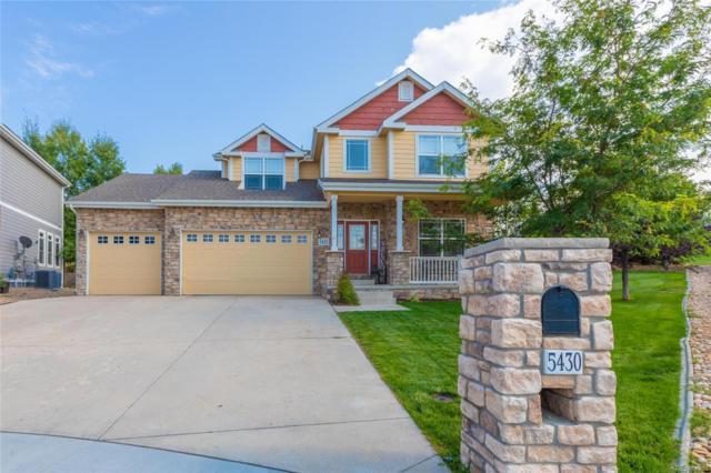5430 W 6th Street, Greeley, CO 80634 (MLS #7859787) :: 8z Real Estate