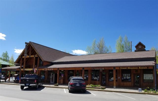 1032 Grand Avenue, Grand Lake, CO 80447 (#7860026) :: Mile High Luxury Real Estate