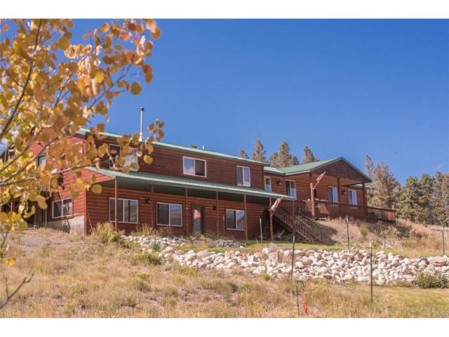 44011 Us Highway 285, Poncha Springs, CO 81242 (#7860049) :: Hometrackr Denver