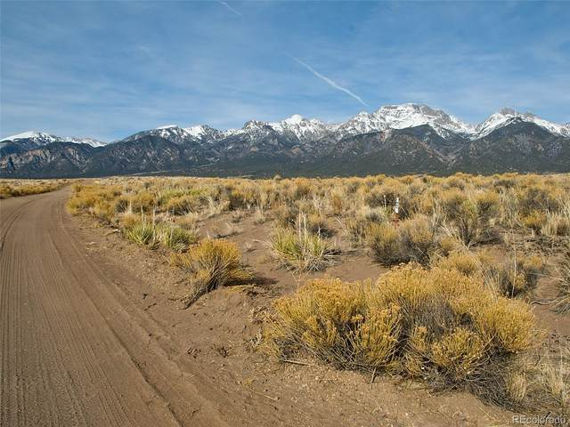 696 and 697 Pine Cone Trail, Crestone, CO 81131 (#7860353) :: Mile High Luxury Real Estate