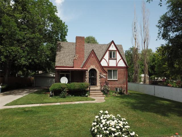 6585 W 2nd Avenue, Lakewood, CO 80226 (#7860607) :: The DeGrood Team