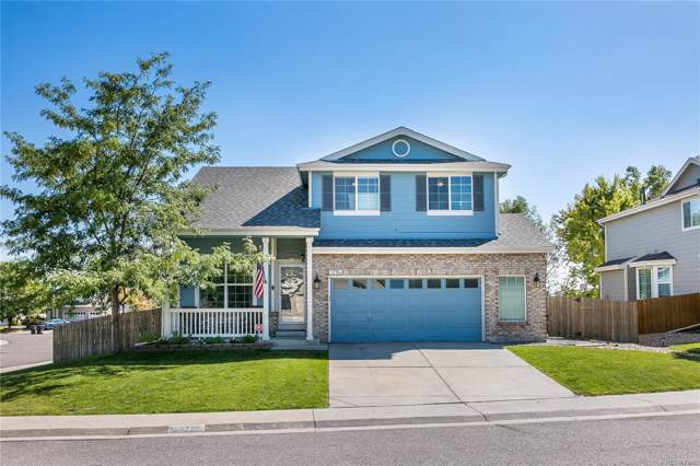 5796 E 129th Place, Thornton, CO 80602 (MLS #7860910) :: 8z Real Estate
