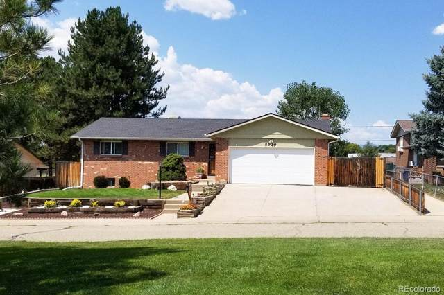 5929 Newcombe Court, Arvada, CO 80004 (#7861079) :: The Healey Group