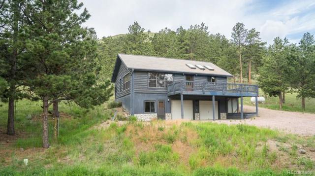 176 8th Street, Guffey, CO 80820 (#7861474) :: Wisdom Real Estate