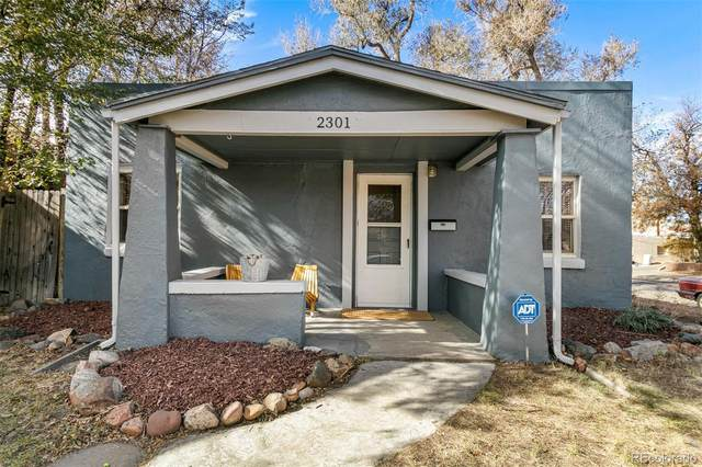 2301 S Lincoln Street, Denver, CO 80210 (#7861867) :: James Crocker Team