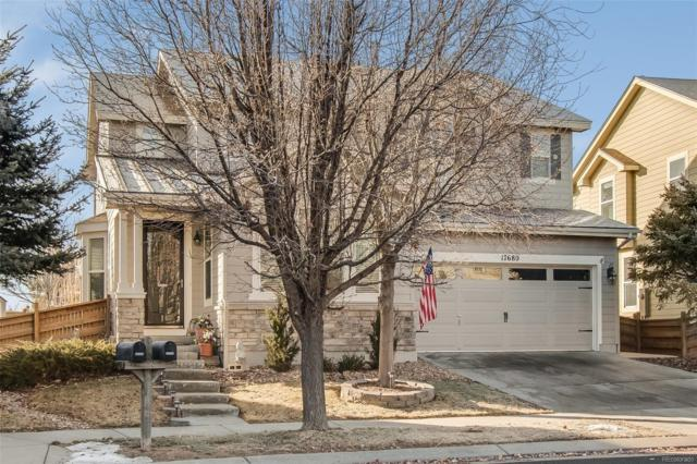 17680 E 104th Place, Commerce City, CO 80022 (#7861974) :: The Peak Properties Group