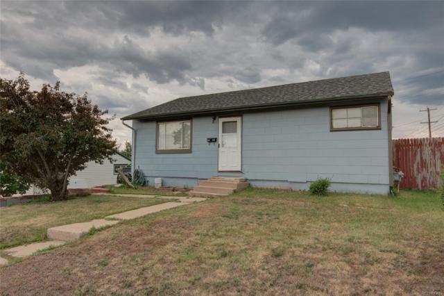 5182 W Nevada Place, Denver, CO 80219 (MLS #7861985) :: 8z Real Estate