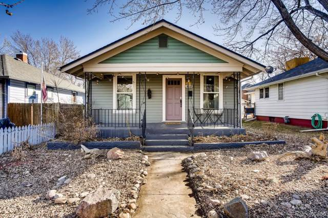 3924 Xavier Street, Denver, CO 80212 (#7862132) :: The Healey Group