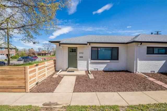 3342 N Harrison Street, Denver, CO 80205 (#7862156) :: The Dixon Group