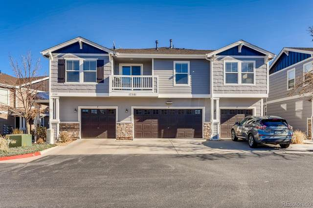 17381 Waterhouse Circle E, Parker, CO 80134 (#7862223) :: Briggs American Properties