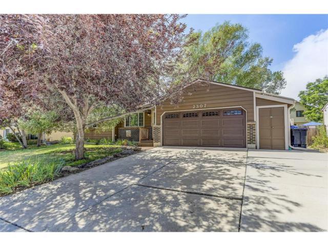 2307 Spencer Street, Longmont, CO 80501 (MLS #7862630) :: 8z Real Estate