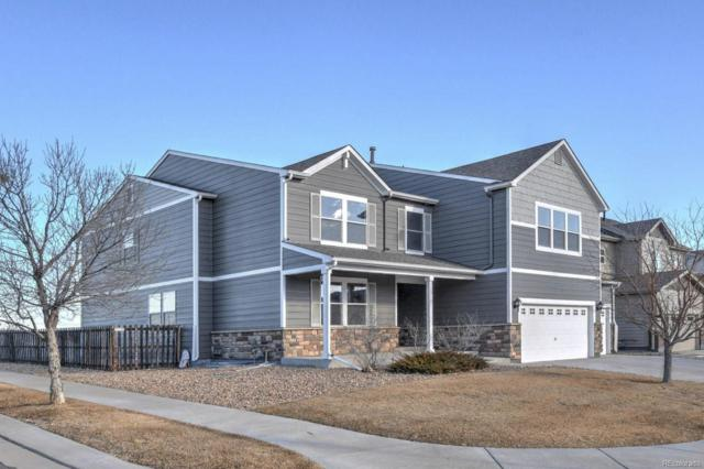 15121 E 101st Way, Commerce City, CO 80022 (MLS #7862955) :: Bliss Realty Group