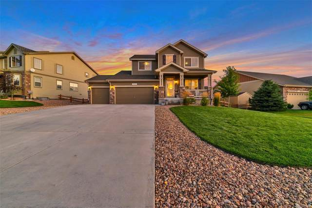 5460 Harbor Town Drive, Elizabeth, CO 80107 (#7862998) :: The HomeSmiths Team - Keller Williams