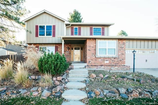 7833 S Magnolia Way, Centennial, CO 80112 (MLS #7863082) :: 8z Real Estate
