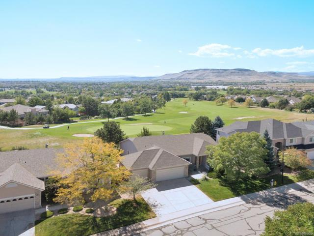 17016 W 71st Place, Arvada, CO 80007 (#7863507) :: The Galo Garrido Group