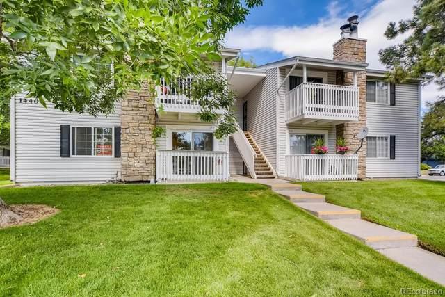 14404 E Colorado Drive #102, Aurora, CO 80012 (MLS #7863545) :: 8z Real Estate