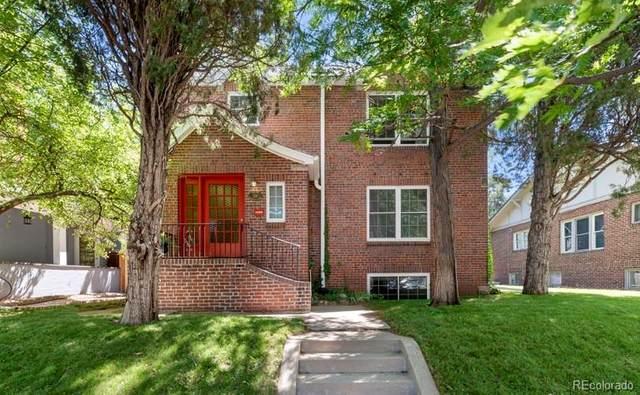 526 Clarkson Street, Denver, CO 80218 (MLS #7863718) :: 8z Real Estate