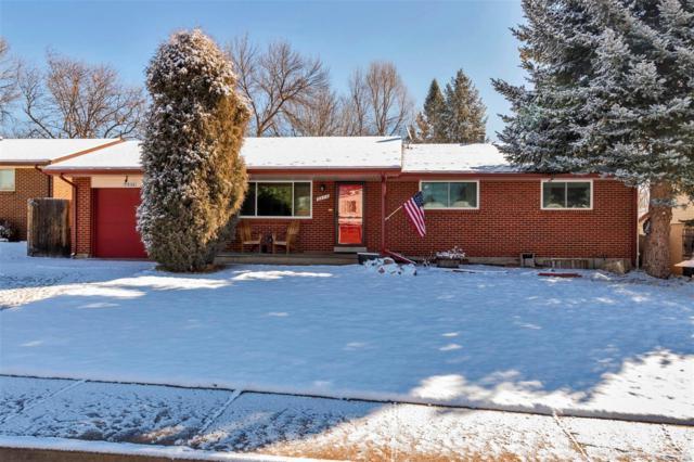 2936 S Fenton Street, Denver, CO 80227 (#7863759) :: Bring Home Denver
