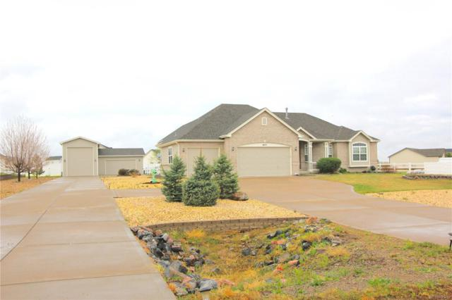 16715 Shadow Wood Court, Hudson, CO 80642 (#7864009) :: The Galo Garrido Group