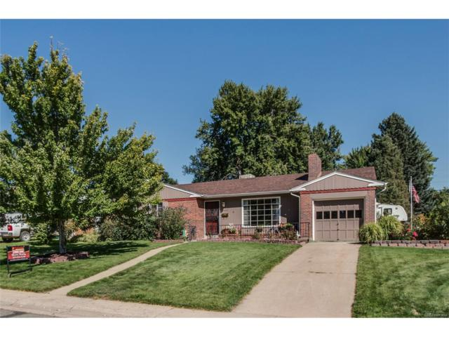 4990 S Galapago Street, Englewood, CO 80110 (#7864505) :: The Sold By Simmons Team