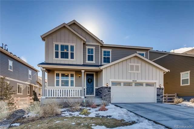 8050 Piney River Avenue, Littleton, CO 80125 (#7864914) :: Stephanie Fryncko | Keller Williams Integrity