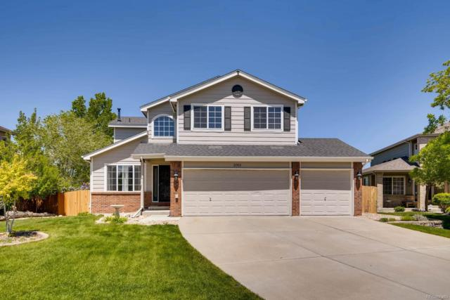21913 Swale Drive, Parker, CO 80138 (#7865697) :: The Galo Garrido Group