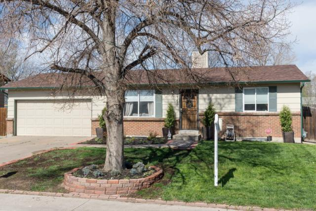 3145 S Idalia Street, Aurora, CO 80013 (#7866118) :: The Pete Cook Home Group