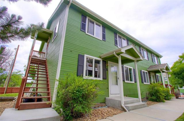 3230 W Girard Avenue C, Englewood, CO 80110 (#7866352) :: The Heyl Group at Keller Williams