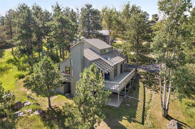 1515 Genesee Ridge Road, Golden, CO 80401 (#7866577) :: The Peak Properties Group