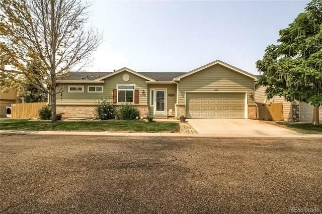 2120 W 101st Circle, Thornton, CO 80260 (MLS #7866645) :: 8z Real Estate