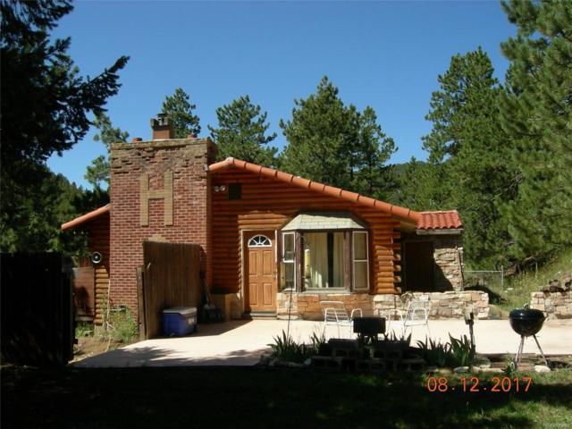 11110 Burland Drive, Golden, CO 80403 (#7867015) :: The Peak Properties Group