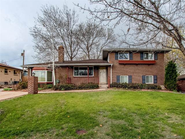 1145 S Estes Street, Lakewood, CO 80232 (#7867030) :: Chateaux Realty Group